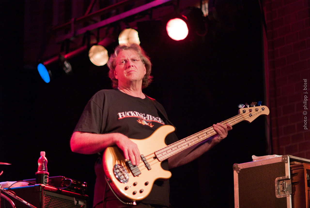 Walter Trout 2012