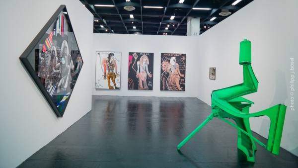 ​Lother Hempel & Jonathan Meese & Thomas Kesewetter