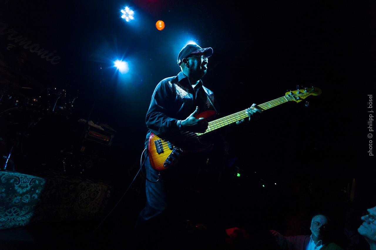 Bernard Allison 2014