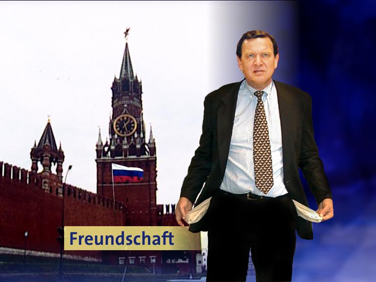 Schröder Moskau
