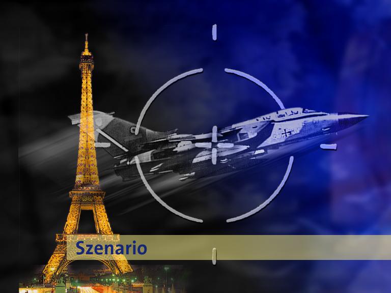 Szenario Paris