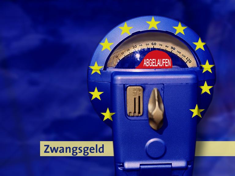 Euro Zwangsgeld