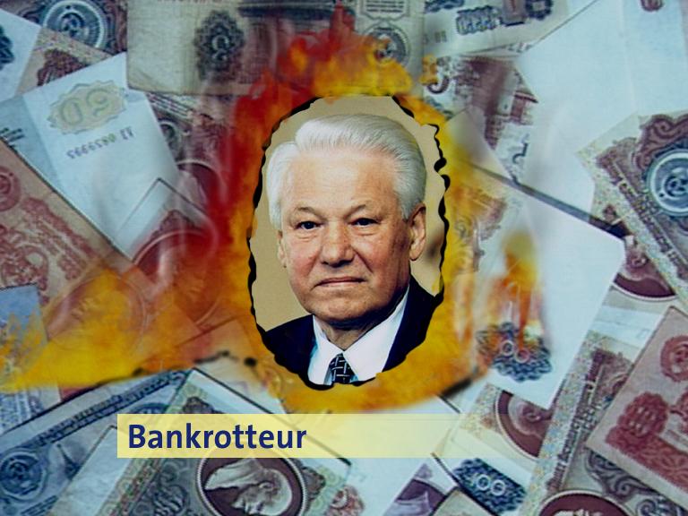 Jelzin brandt