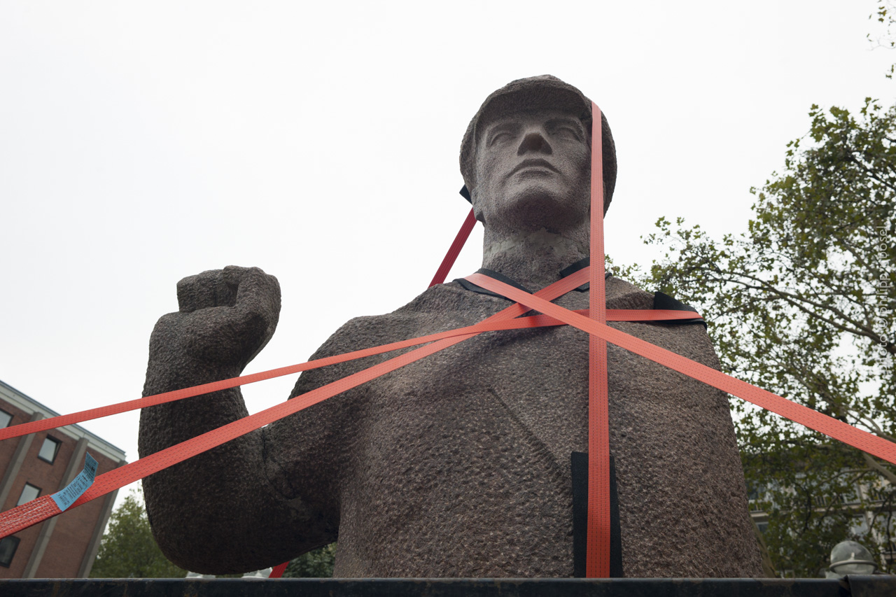 Lenin on tour