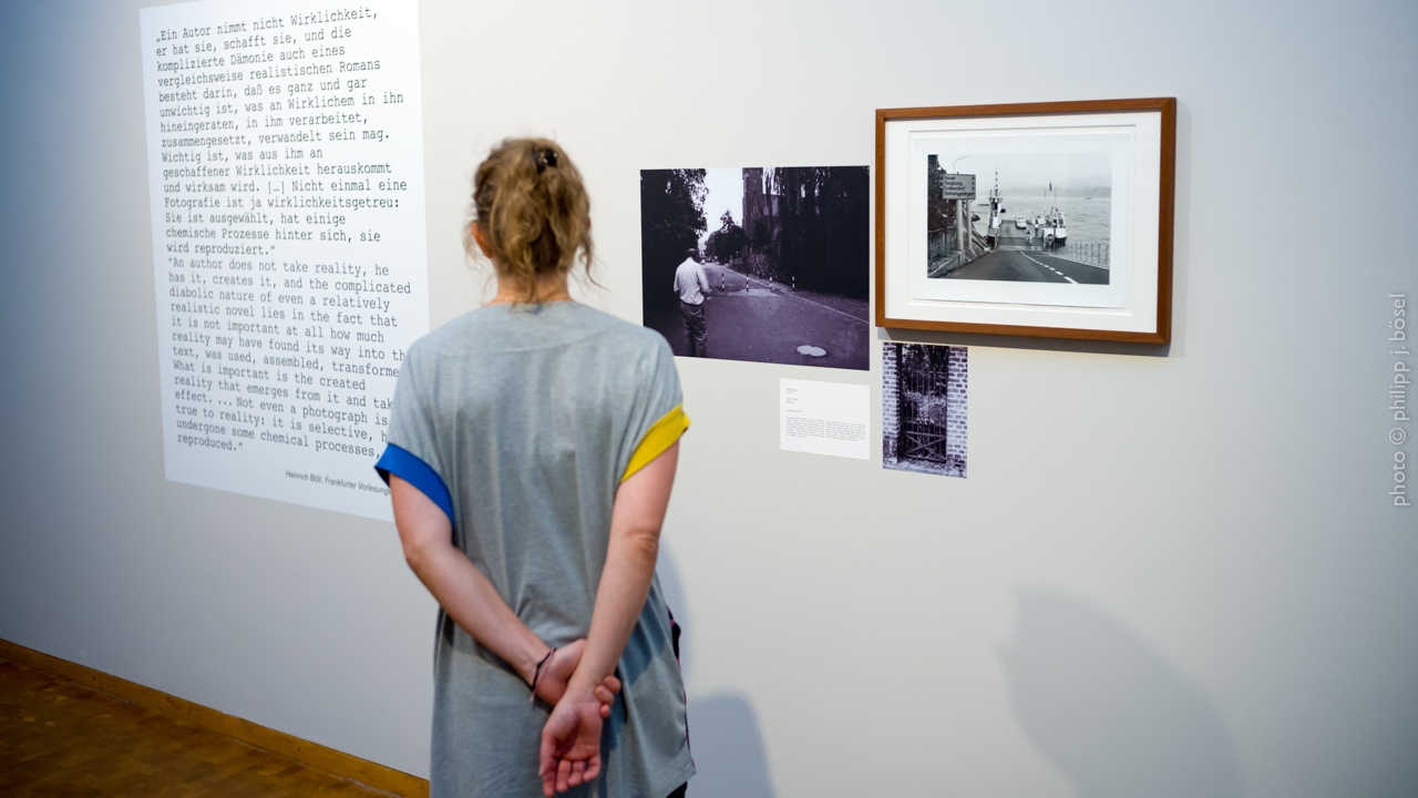 Heinrich Böll und die Fotografie