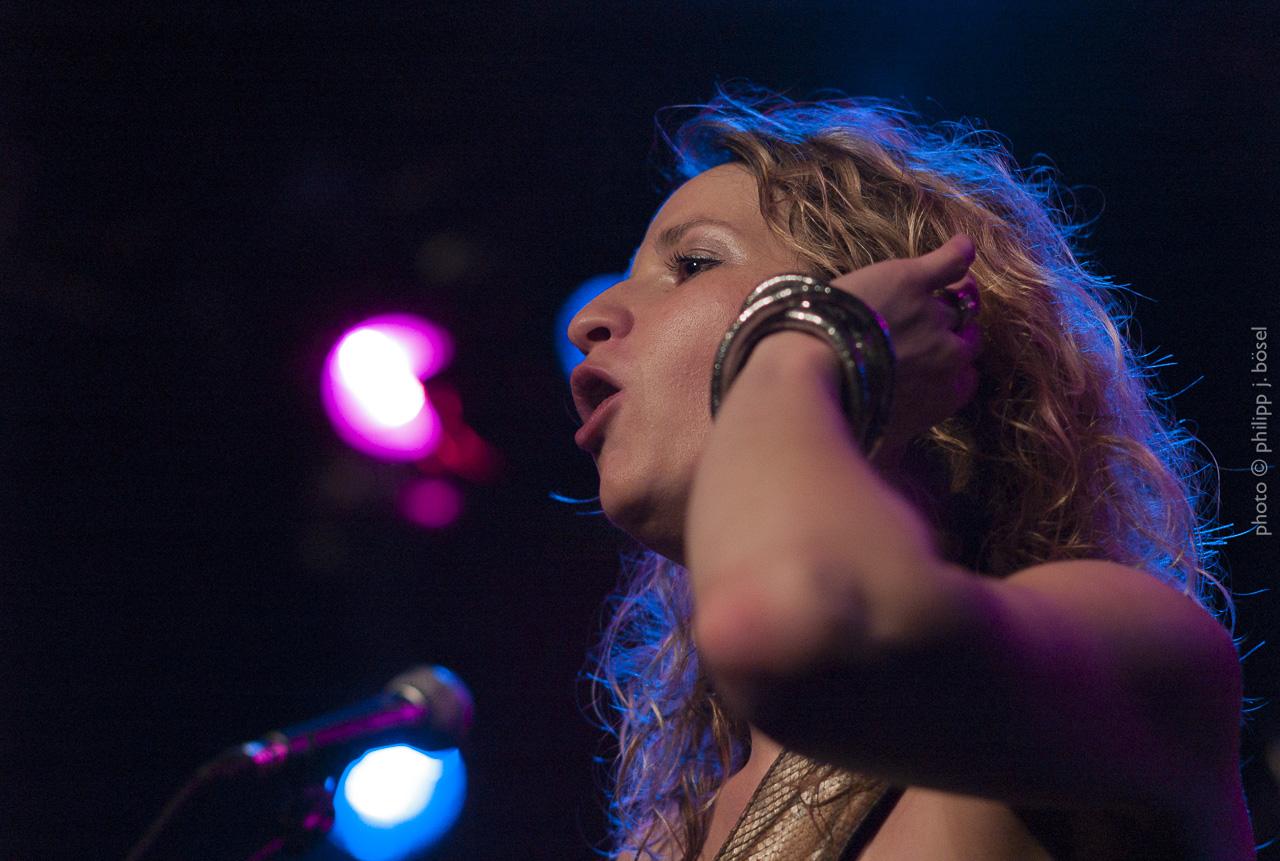 Ana Popovic 2010