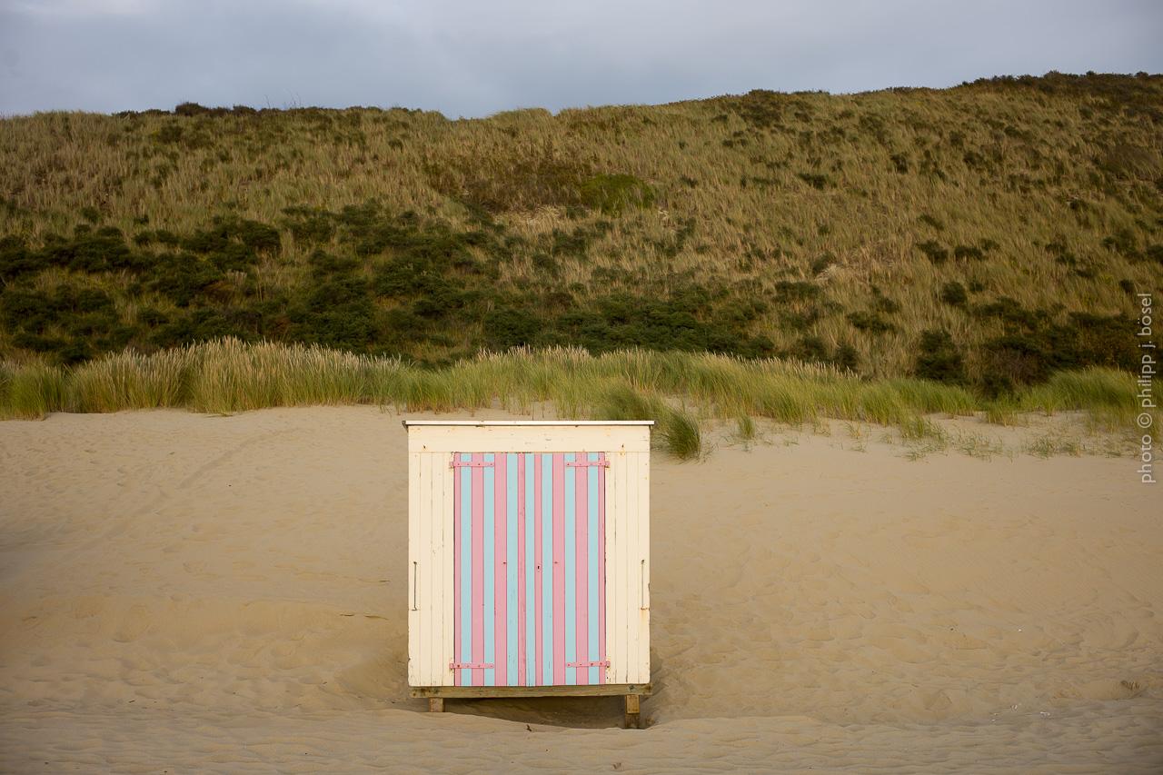 Strandhäuschen