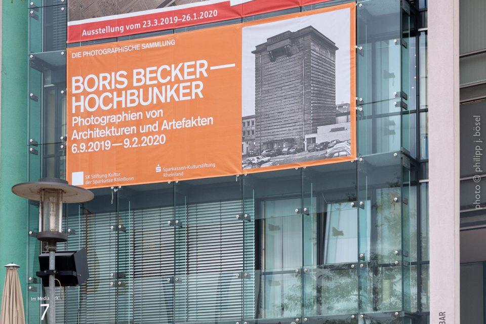 Boris Becker Hochbunker