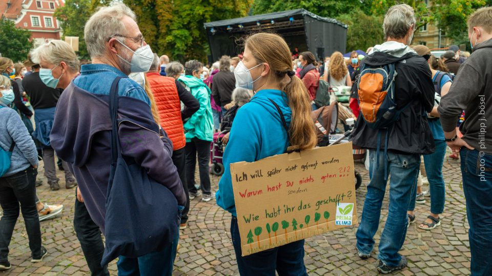 Fridays for Future in GL